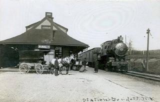Historic Railroad picture